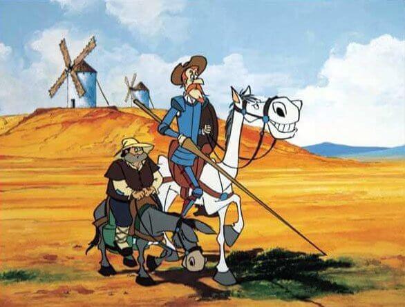 Socionický typ Don Quijote. Po kom je pojmenován?