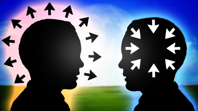 Introvert a extrovert. Jak vnímají svět?