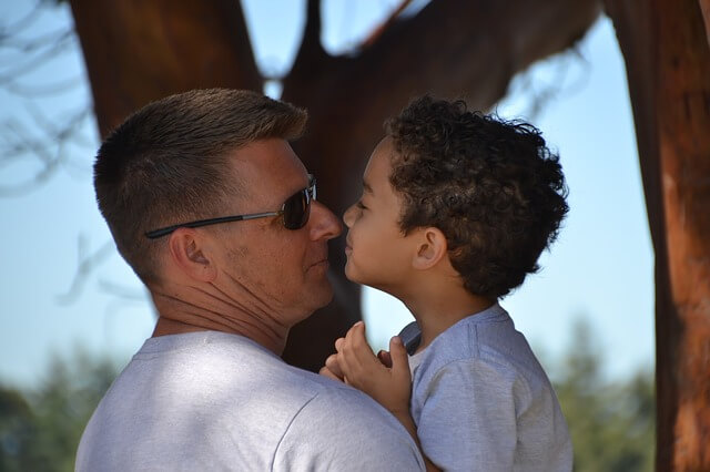 Těžký vztah otec a syn. Co s tím?
