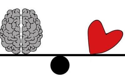 Co u vás vyhrává? Rozum nebo srdce?