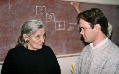 Kdo stojí za socionikou? Aušra Augustinavičiūtė